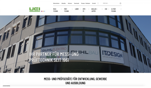 UEI Universal Elektronik Import GmbH