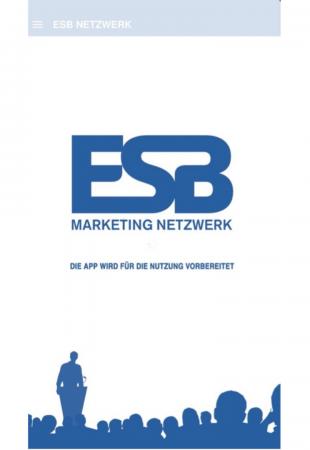 ESB Marketing Kongress App