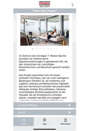 STRABAG Immobilien – Über den Linden